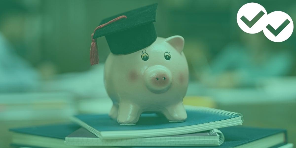 Bright Futures Piggy Bank