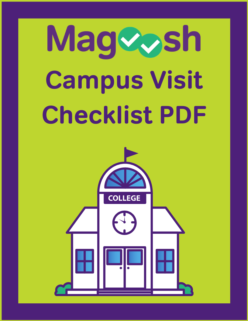 Campus Visit Checklist