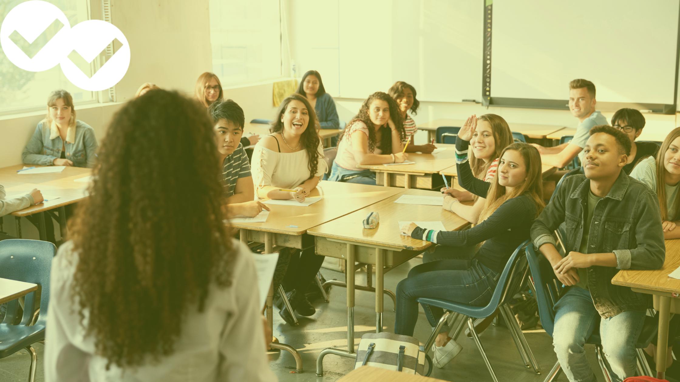 discussing sensitive topics in the classroom