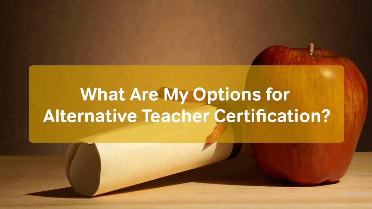 Alt certification