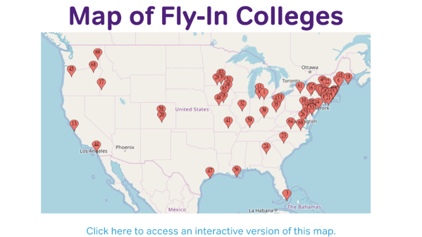 Fly in colleges