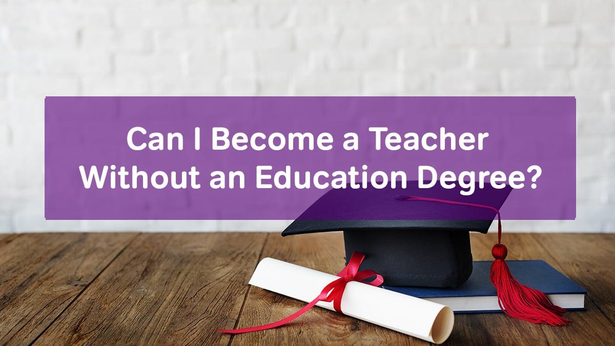 no degree